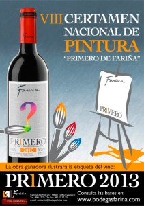 Concurso Nacional de Pintura El Primero de Fariña, 2013