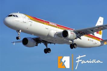 Fariña en Iberia